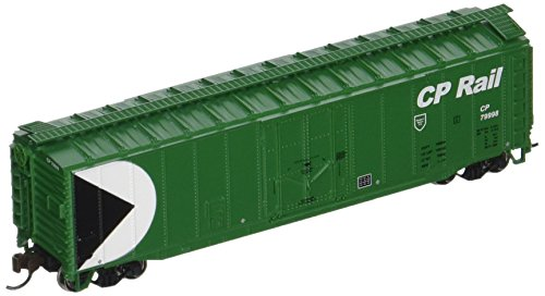 Bachmann Industries CP Rail 50' Plug Door Box Car Bachmann 50' Plug Door Box