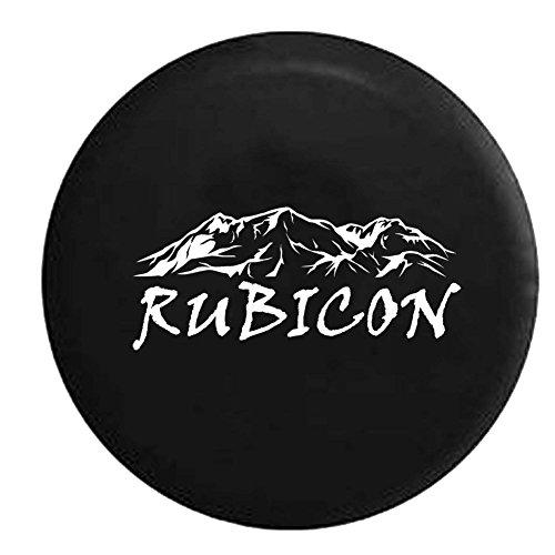 rubicon spare tire cover - 1