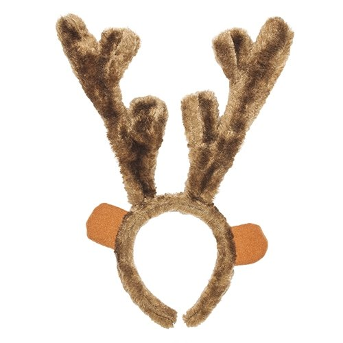 Fun Express Plush Antlers