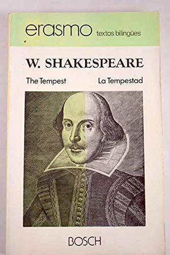 La tempestad (Erasmo, textos bilingües): Amazon.es: Shakespeare, William, Pujol Jaumandreu, Carlos: Libros