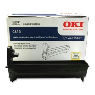 Okidata - C610 Series Yellow Image Drum