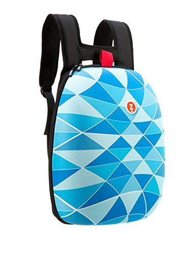 ZIPIT Shell Laptop Backpack, Blue (ZSHL-BT)