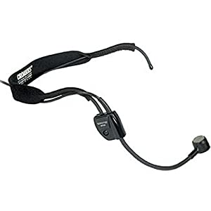 amazon com shure wh20xlr dynamic headset microphone wired shure wh20xlr dynamic headset microphone wired includes 3 pin male xlr connector detachable belt clip