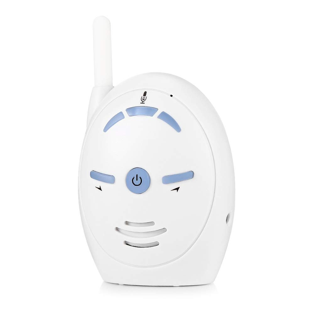 Monitor-de-audio-digital-para-bebes-de-2-4-GHz-inalambrico-recargable-con-s miniatura 3