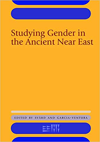 Amazon.com: Studying Gender in the Ancient Near East ...
