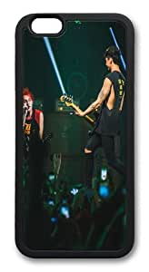 5 Seconds of Summer iTunes TPU Silicone Case Cover for iPhone 6 4.7 inch Black