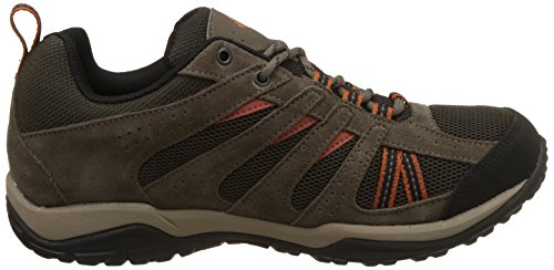 Da Scarpe Plains Drifter sanguine cordovan North Multicolore Columbia Uomo Waterproof multicolor Arrampicata aqgwXAZx