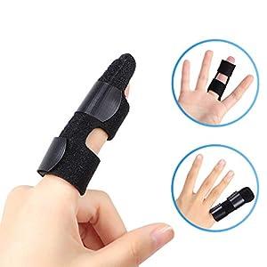 DOACT Trigger Finger Splint for Broken Fingers, Finger Support Brace Arthritis for Mallet, Small/Little Finger… 7