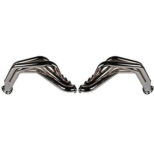 - Big Block Fits Chevy Fenderwell Headers for 1955-57 Fits Chevy, Chrome