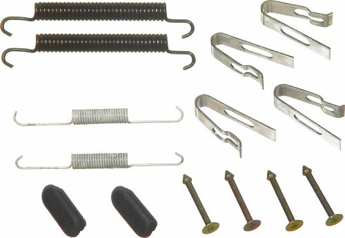 (Wagner H7240 Parking Brake Hardware Kit, Rear )