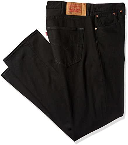 Levi's Men's Big and Tall Original Fit Jean