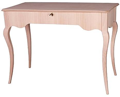 Sedie Stile Chippendale : Mobili naturale tavolo da ufficio modello goya stile