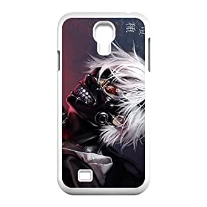 Tokyo Ghou 2 plastic funda Samsung Galaxy S4 9500 cell phone case funda white cell phone case funda cover ALILIZHIA12909