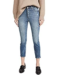 Women's Farrow Cropped Vintage High Rise Skinny Jeans
