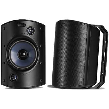 Polk Audio Atrium 8 SDI Speaker (Single, Black)