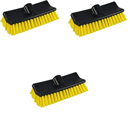 ydroPower Bi-Level Scrub Brush, 10