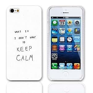MOFY-ÀQuŽ pasa si Dise–os duro con paquete de 3 protectores de pantalla para iPhone 5/5S