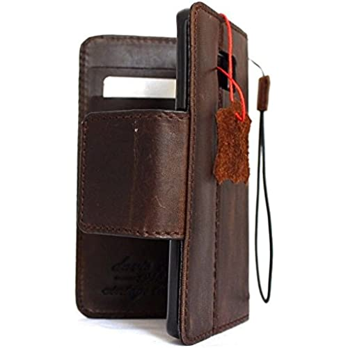 Genuine Vintage Leather Case for Samsung Galaxy S7 edge Book Wallet Luxury Cover S Handmade Retro Id G935 G935F Sales