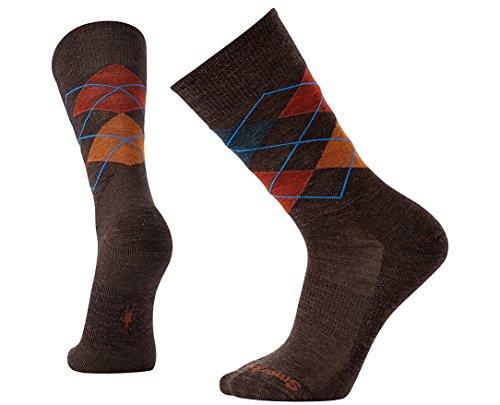 Smartwool Men's Diamond Jim Socks (Chestnut/Cinnamon) Medium