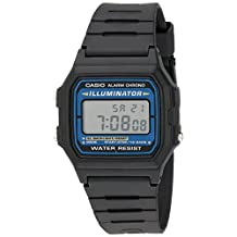 Casio Men's Illuminator Watch Digital - F-105W-1AQ