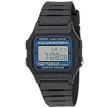 Casio Men's Illuminator Watch Digital F105W-1A