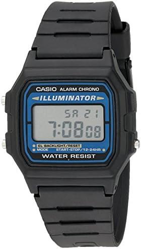 Casio Men's F105W-1A Illuminator Sport Watch