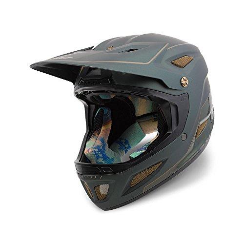 Giro GH22105 Disciple MIPS Helmet, Matte Olive/Bronze - XS (Helmet Matte Olive)