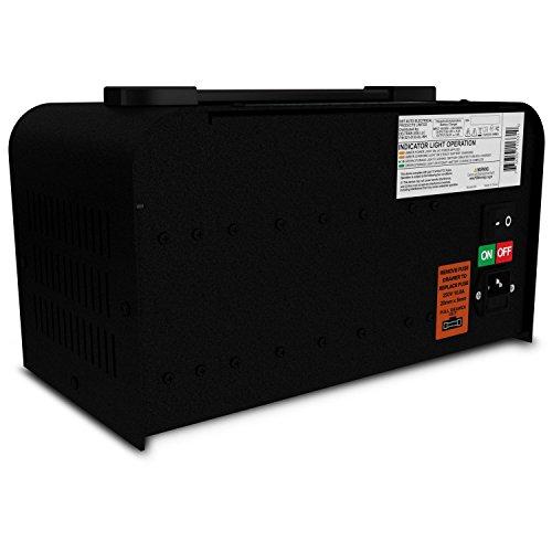 Battery Tender 5-Bank 021-0133, 4 Amp, 6V or 12V Lithium Only Selectable Commercial Battery Management System by Battery Tender (Image #4)
