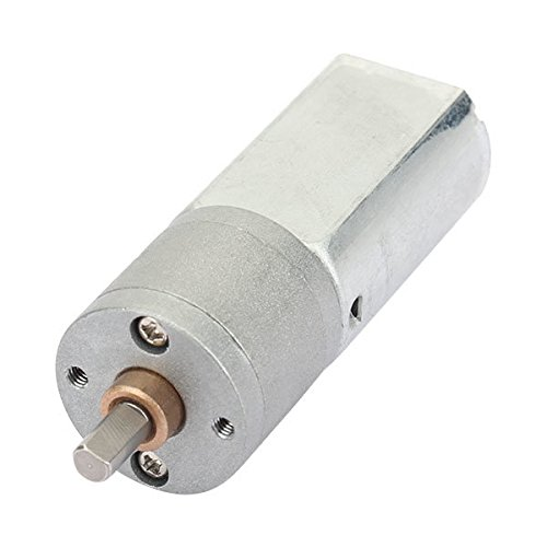 Global DC 6V 50RPM Powerful Torque Micro Speed Reduction Gear Box (Gear Reduction Torque)