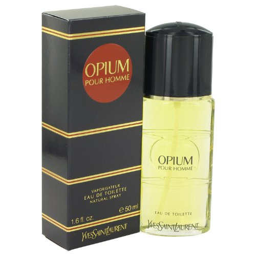 Opium Ginger Eau De Toilette - Yves Saint Laurent Opium Eau de Toilette Spray for Men, 1.6 oz
