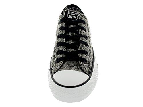 Converse Ctas Tie Dye Ox - Zapatillas negro/blanco