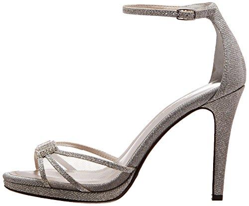 Dress Sandal Caparros Women's Silver Tyler w1ESYnE