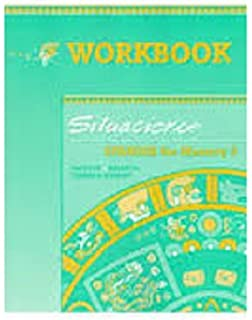 Amazon spanish for mastery 3 situaciones 9780669086843 jean spanish for mastery expanded workbook level 3 spanish edition fandeluxe Images