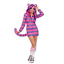 Leg Avenue Women's Cheshire Cat Cozy