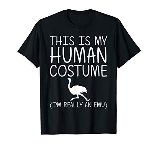 Diy Big Bird Halloween Costumes (Emu Easy Halloween Human Costume Ostrich Bird Rhea DIY Gift)
