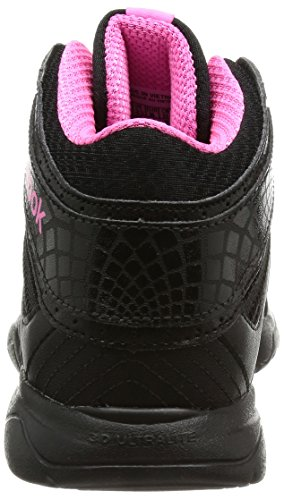 Reebok Studio Advance Mid RS 2.0 De las mujeres hi top zapatillas Black
