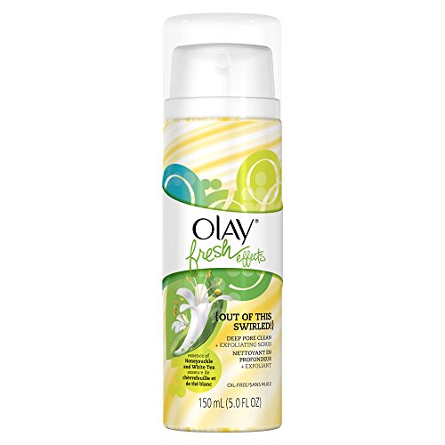 Olay-Fresh-Effects-Out-Of-This-Swirled-Deep-Pore-Clean-Plus-Exfoliating-Scrub-Essence-Of-Honeysuckle-And-White-Tea-50-Fluid-Ounce
