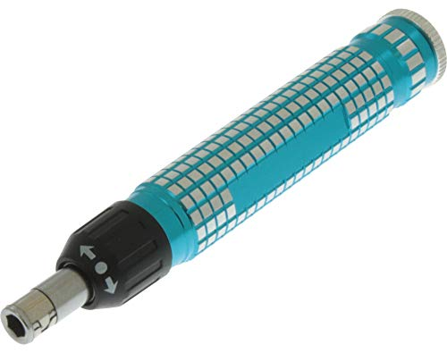 Donau Elektronik MBS06 Alu-Ratche for Mini-Bits, Multi-Colour