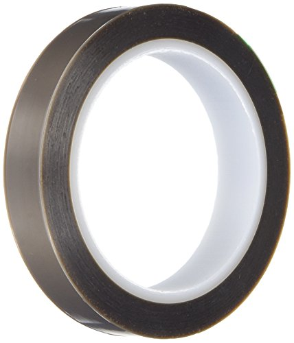 CS Hyde 15-2HD PTFE Film with Silicone Adhesive, 0.75'' x 36 Yards by CS Hyde