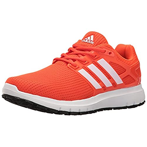 orange adidas shoes