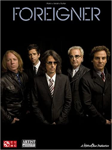 Foreigner the Collection (Piano/Vocal/guitar): Foreigner ...