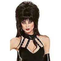 Rubie's Elvira Mistress Of The Dark Long Wig