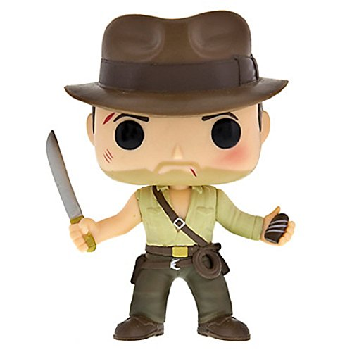 Disney Park Exclusive Funko POP! Indiana Jones Adventure by FunKo