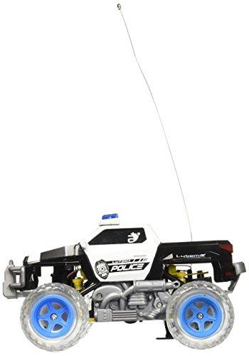 Lutema- Lutema Camión Control Remoto, Color Negro