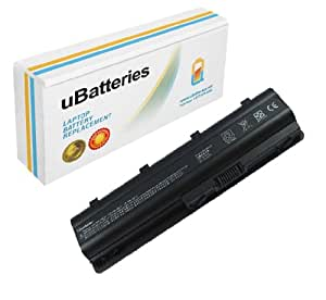 UBatteries Laptop Battery HP Pavilion dv7-6166nr - 4400mAh, 6 Cell