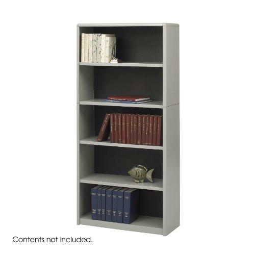 (Safco 5-Shelf ValueMate® Economy Bookcase)
