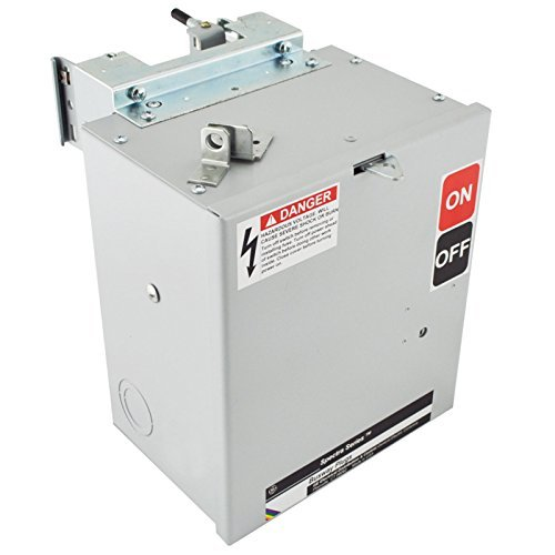 SB361RG 30A GE Spectra Series Fusible Busway Plug in Unit