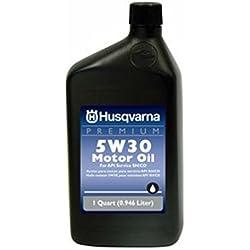 Husqvarna 5W-30 Snowblower Engine Oil 32oz #610000149
