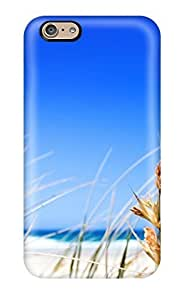 Diy For SamSung Galaxy S6 Case Cover Bumper PC Skin Cover For Water Drops On A Flower Lilac Accessories