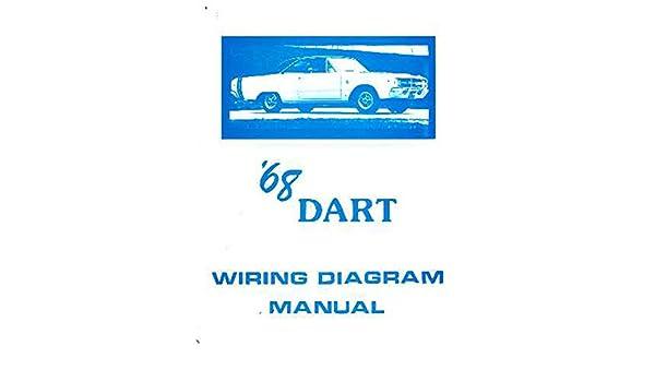 Amazon.com: bishko automotive literature 1968 Dodge Dart Electrical Wiring  Diagrams Schematics Factory OEM Book: AutomotiveAmazon.com